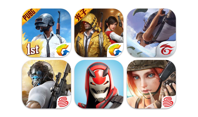 État de la bataille Royale Games Worldwide Q2 2019 Banner Image