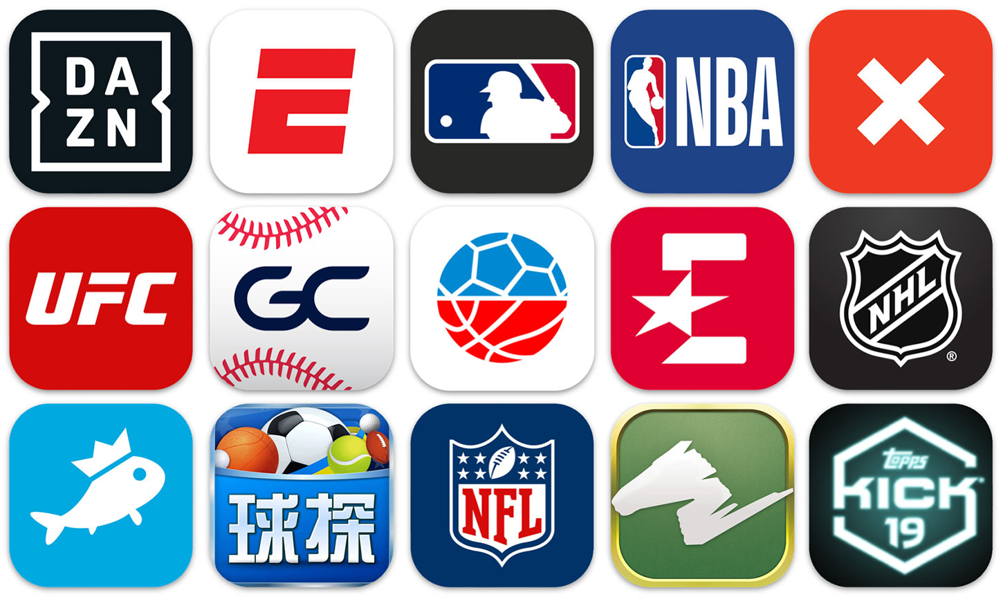 Sports-apps