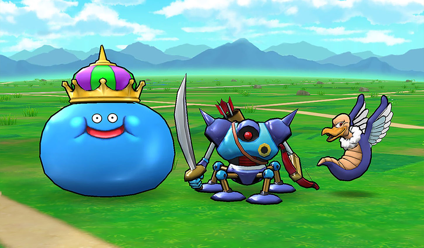 Dragon Quest Walk Takes Flight In Japan Earning 86 Million In Its First Month
