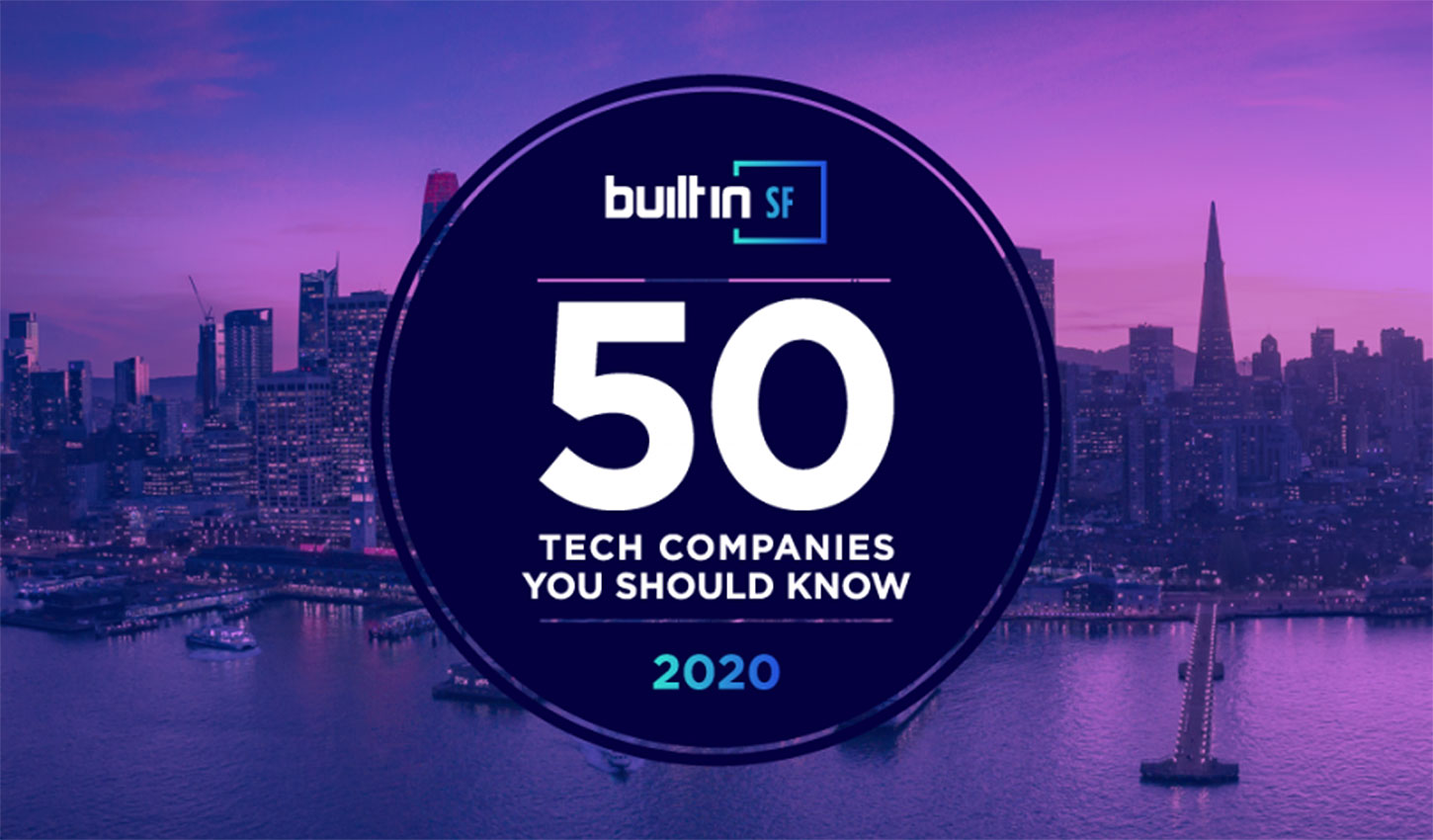 Sensor Tower Recognized As One Of The Top 50 Companies To Watch In 2020 By Built In Sf