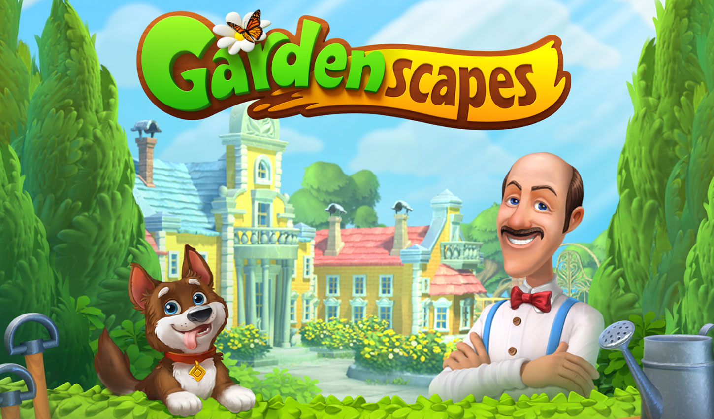 Gardenscapes Grows Past B in Lifetime Spending