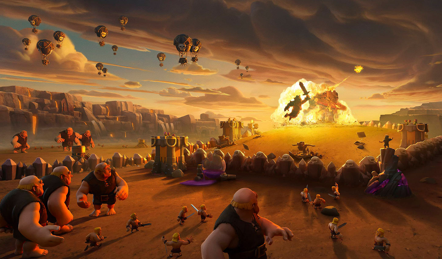 Clash of Clans Grossed $727 Million in Revenue in 2019, a 27% Increase Over 2018