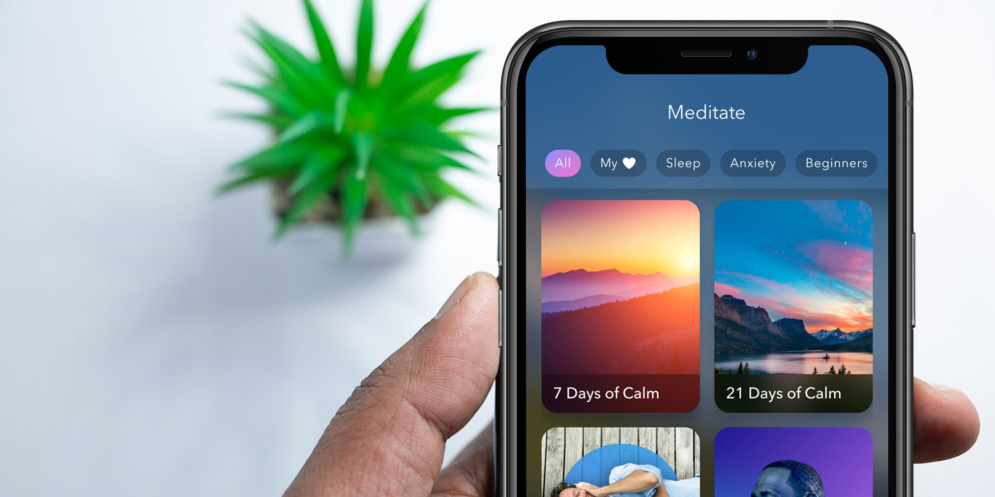 The five top-grossing mental wellness apps in the U.S. saw their installs from November 3 to November 5 grow by 30% week-over-week