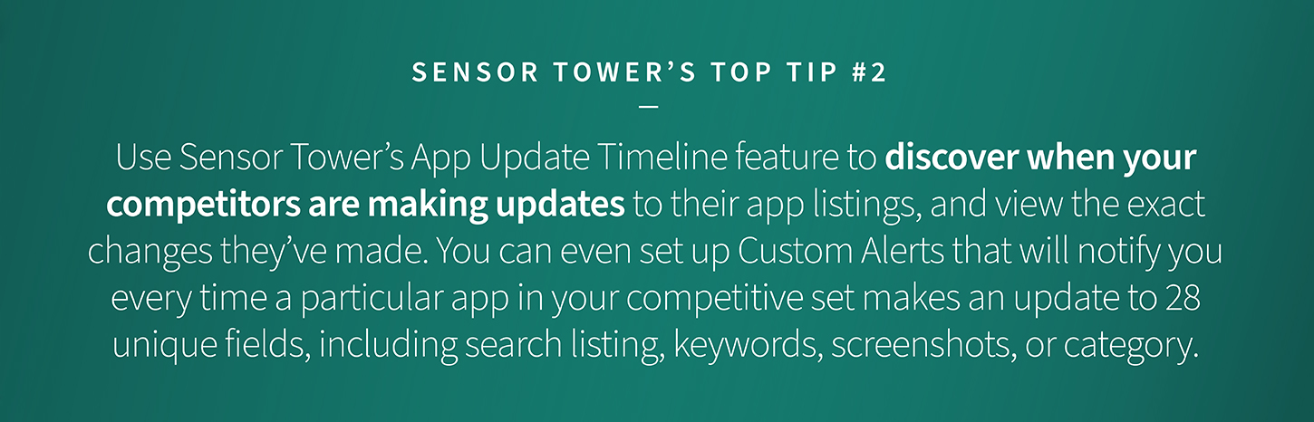 Demonstrate the long-term benefits in your App Store listing