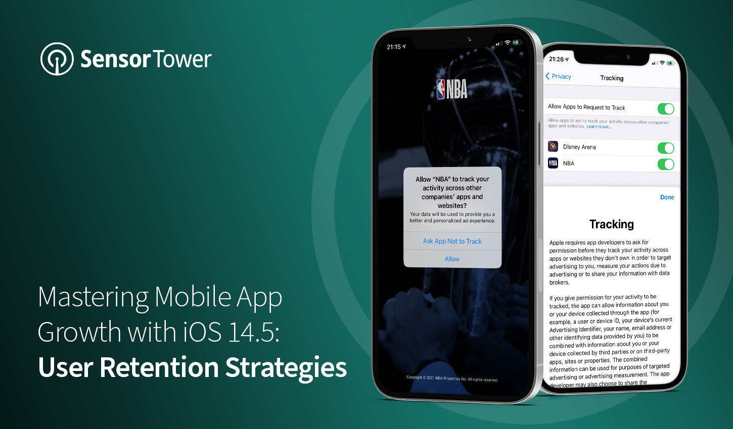 Harnessing Mobile Application Growth with iOS 14.5: User Retention Strategies
